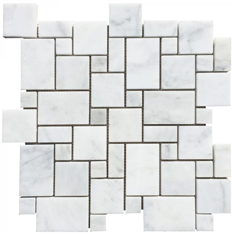 MUGLA WHITE HEXAGON 2